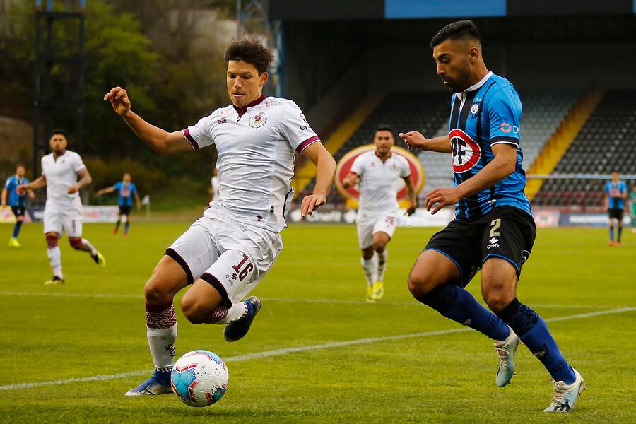 Club Deportes La Serena rescata un empate en su visita ante Huachipato