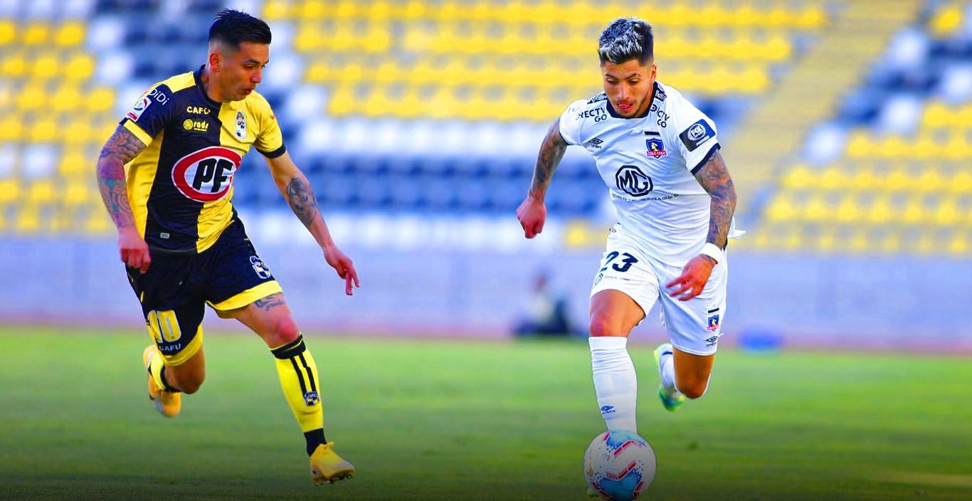 Con gol en los descuentos Colo Colo consigue empatar 2-2 contra Coquimbo Unido