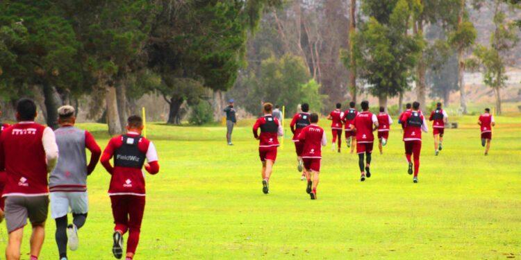 Club Deportes La Serena se prepara con todo para el regreso del campeonato