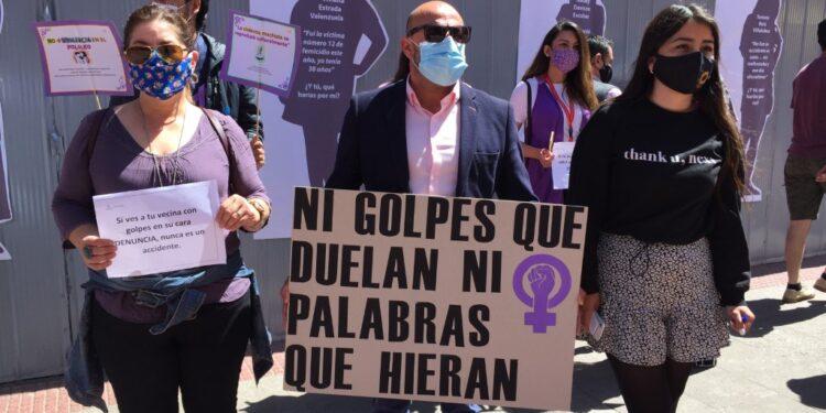 Municipalidad de La Serena conmemora el Día Internacional de la Eliminación de la Violencia Contra Las Mujeres