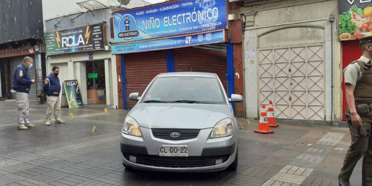 PDI investiga alunizaje en local comercial de Coquimbo