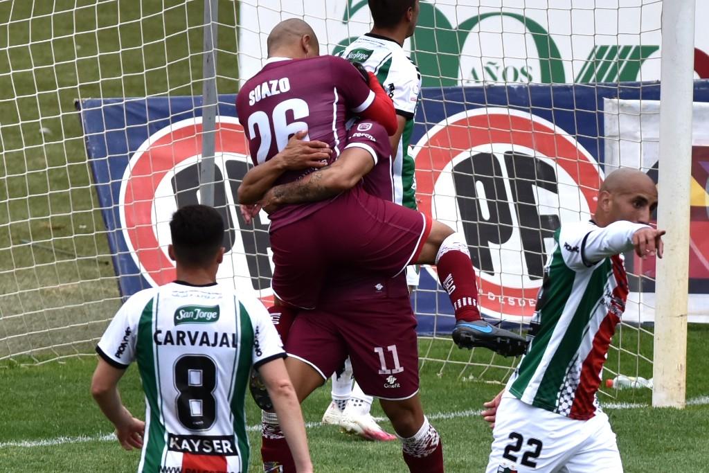 En guerra de goles Club Deportes La Serena vence a Palestino en La Portada  - Radio San Bartolomé 96.7 FM